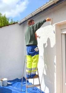 peinture de façade 92