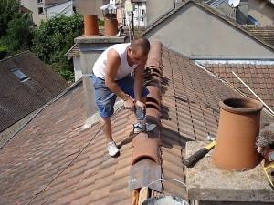 réparation de faîtage Gagny